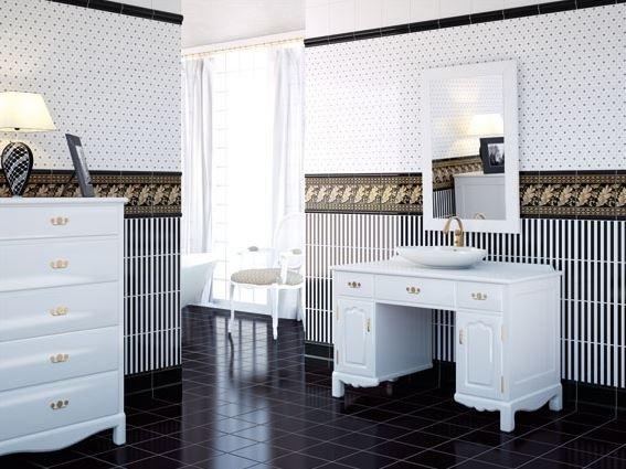 Jak dopasować rozmiar płytek do wnętrza łazienki?