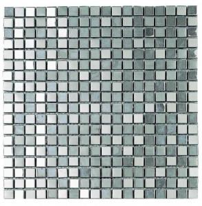 Mozaika DUNE Metalic silver D935 185647