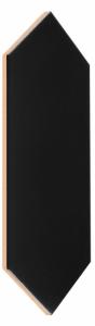 Dunin Tritone Black 01 matt 7.5x22.7 cm
