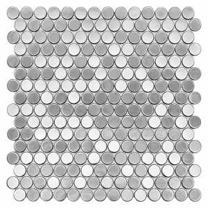 Mozaika Dunin Metallic Dinox 020 Mix 30x30 cm