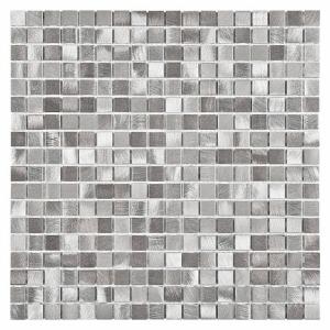 Mozaika Dunin DINOX Metallic Allumi Dark Mix 15 30x30 cm