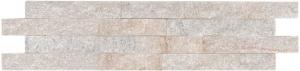 Mozaika Dunin Zen Beige Quartzite Brick 60x15 cm