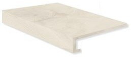 Provenza W-Age Marrow Bianco Gradone Step Naturale 33x60 cm