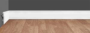 Dunin Wallstar listwa przypodłogowa polystar BBP-101 10x1.3x200 cm