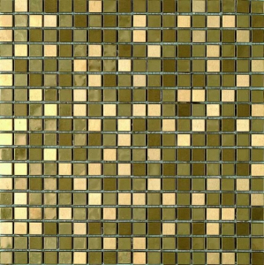 Mozaika DUNE Metalic gold D935
