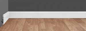 Dunin Wallstar listwa przypodłogowa polystar BBP-091 9.5x1.5x200 cm
