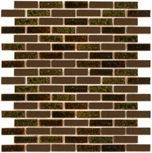Mozaika Dunin Decore Brick Mix 014 29.7x30.5 cm