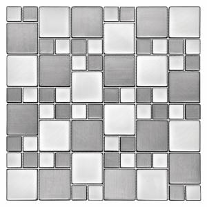 Mozaika Dunin Metallic Dinox Dual Mix 29.8x29.8 cm