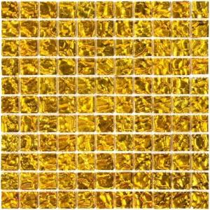 Mozaika Dunin Vitrum Golden 017 30x30 cm