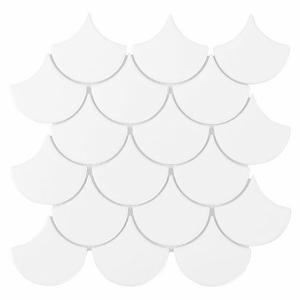 Dunin Arabesco Mini Fish Scale White 88 29.6 x 30 cm