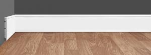 Dunin Wallstar listwa przypodłogowa MDF BBM-126 12x1.6x200 cm