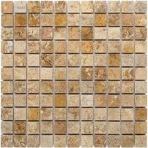 Mozaika Dunin Travertine Cream 25 30.5x30.5 cm