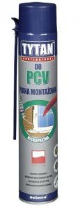 Tytan Professional Pianka montażowa do PCV lato 750 ml