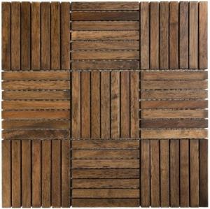 Mozaika Dunin Etn!k Chocolate Oak 110 32.8x32.8 cm