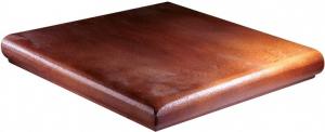 GRES ARAGON Teka stopnica narożna 33 x 33 cm