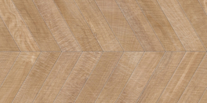Ibero Artwood Chevron Natural Rect. 60x120 cm