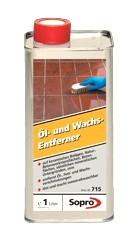 Sopro OWE 715 Środek czyszczący z plam tłustych i wosku 1L