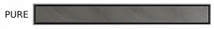 Odpływ liniowy Wiper Premium Pure 70 cm