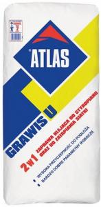 Atlas Grawis U klej do styropianu i siatki 25kg