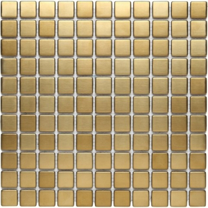 Mozaika Dunin Metallic Dinox Gold 010 30.5x30.5 cm