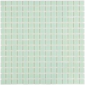 Mozaika Dunin Q Series Light Green 32.7x32.7 cm