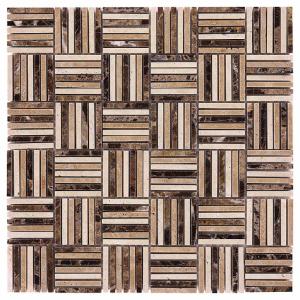 Mozaika Dunin Emperador Tatami Mix 48 30.5x30.5 cm