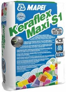 Mapei klej cementowy Keraflex Maxi S1 szary 25 kg