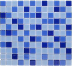 Mozaika Dunin Glass Mix DMX 059 32.3x29.6 cm