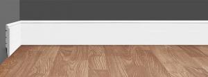 Dunin Wallstar listwa przypodłogowa MDF BBM-123 12x1.2x200 cm