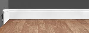 Dunin Wallstar listwa przypodłogowa polystar BBP-121 12x1.5x200 cm