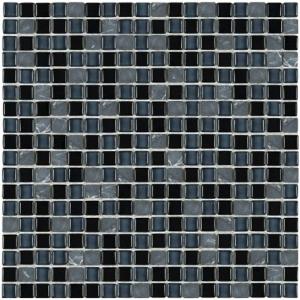 Mozaika Dunin Aurora Graphite 30x30 cm