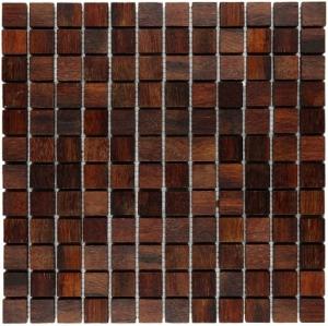 Mozaika Dunin Etn!k Merbau AL 25 31.7x31.7 cm