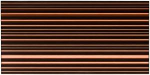 Dunin 3D Mazu Copper Strip 60x30 cm