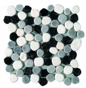 Mozaika DUNE Rio cinza D668