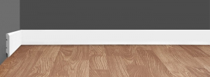 Dunin Wallstar listwa przypodłogowa MDF BBM-062 6.5x1.6x200 cm