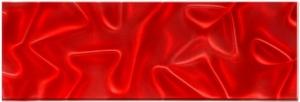 Dunin 3D Mazu Red Silk Board 30x10 cm