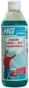 HG CZYSTE OKNA - ŻEL CZYSZCZĄCY 0.5L