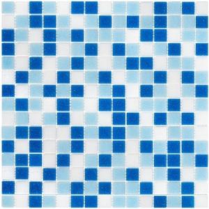 Mozaika Dunin Q Series QMX Blue 32.7x32.7 cm