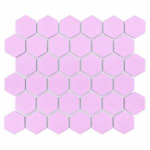 Dunin Hexagonic Hexagon Peony 51 32x28 cm