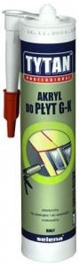 TYTAN Professional Akryl do płyt G-K biały 310 ml