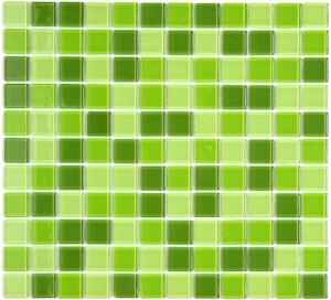 Mozaika Dunin Glass Mix DMX 068 32.3x29.6 cm