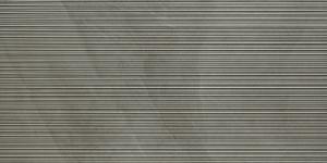Impronta Shale Ribbed Ash SL04BAR Nat. Rett. 60x120 cm