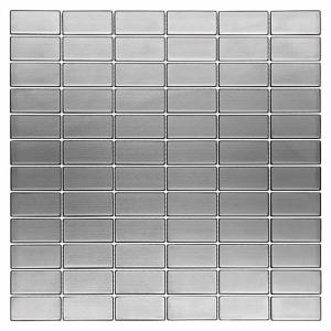 Mozaika Dunin Metallic Dinox Block 048 29.8x29.8 cm