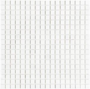 Mozaika Dunin Black&White Pure White 15 Matt 30.5x30.5 cm