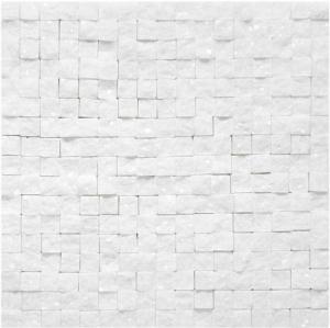Mozaika Dunin Zen Crystal White Rock 18 30.5x30.5 cm