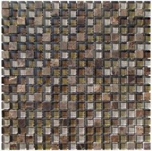 Mozaika Dunin Aurora Bronzite 30x30 cm