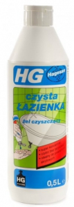 HG CZYSTA ŁAZIENKA - ŻEL 0.5L