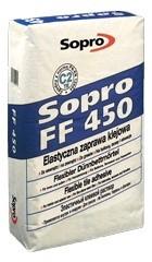 Sopro FF 450 Elastyczna zaprawa klejowa 25 kg