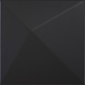 Dune Shapes Kioto Black 25x25 cm 187335