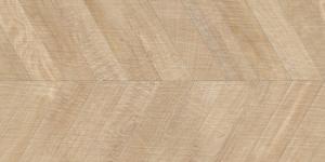 Ibero Artwood Chevron Maple Rect. 60x120 cm